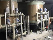 Hệ thống lọc nước cấp sinh hoạt khu chung cư