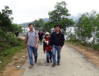 Trẩy hội Chùa Hương Tích đầu năm 2013