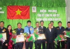 Hội Nghị tổng kết công tác năm 2012 và phương hướng nhiệm vụ năm 2013