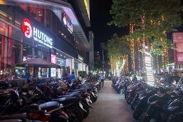 Bảo vệ trung tâm thương mại City Hub số 1 Lê Hồng Phong, Tp Vinh