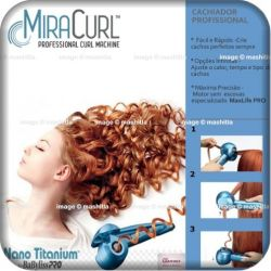 Máy uốn tóc BaByliss PRO Maricurl Nano Titanium