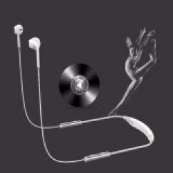 Tai nghe thể thao bluetooth 4.0 SHB 80 ( trắng)