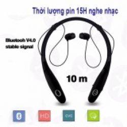 Tai nghe thể thao bluetooth 4.1 không dây HV 800 s bản năng cấp pin 15h