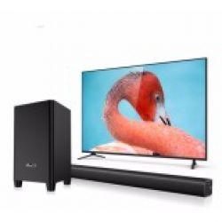 Loa thanh Tivi soundbar kết nối Bluetooth 4.0 - Âm thanh 3D giả lập 5.1 JY AUDIO DM 1019