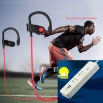 Tai nghe thể thao không dây bluetooth 4.1 BT tặng 1 ổ điện 2USB