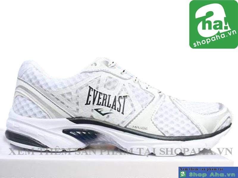 Giày Thể Thao Nam Everlast Trắng ABC06