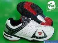 Giày tennis Trắng Đỏ  HKT018