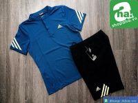 Áo Thể Thao Nam Adidas  Xanh Navy AA007