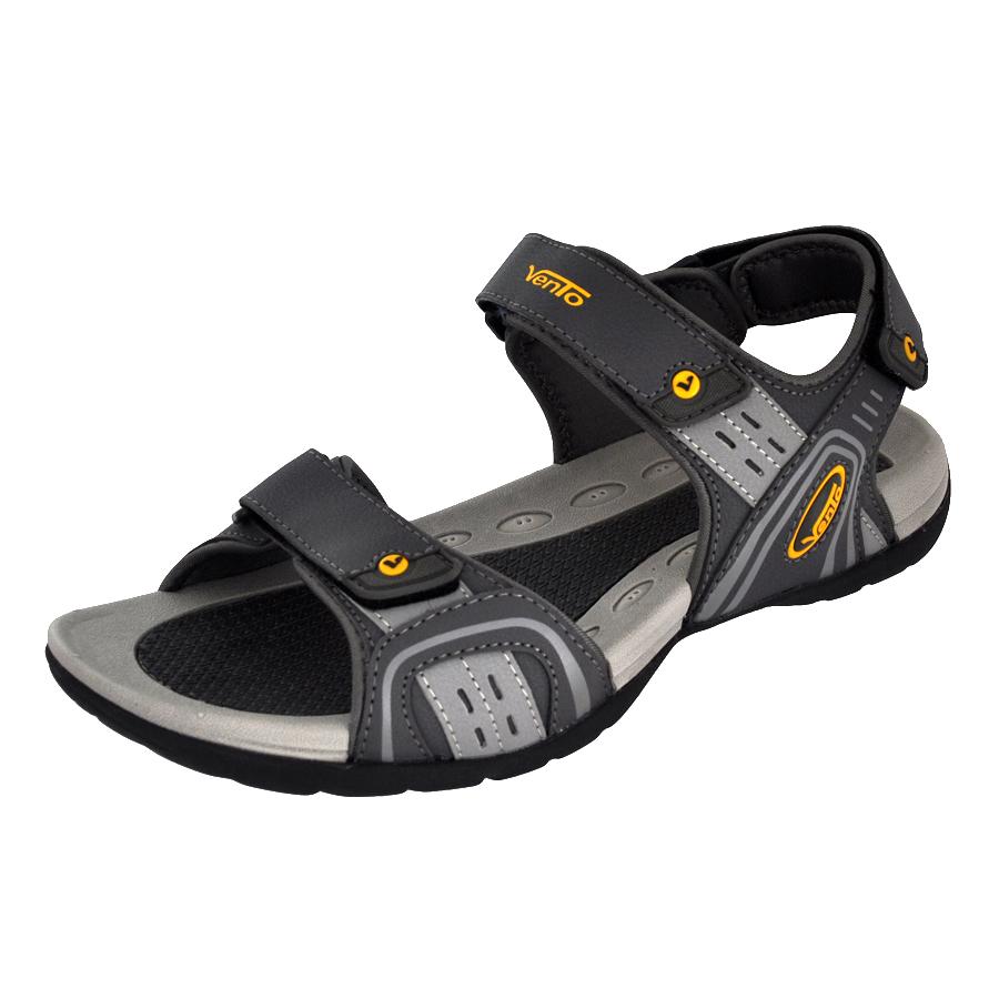 Dép sandal Màu Xám Cam DSD09