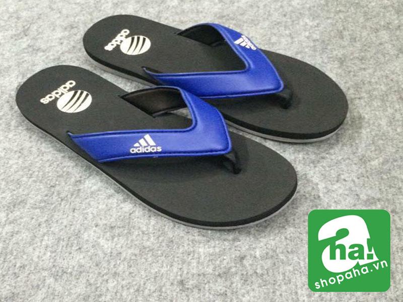Dép Kẹp Adidas Đen DKM05