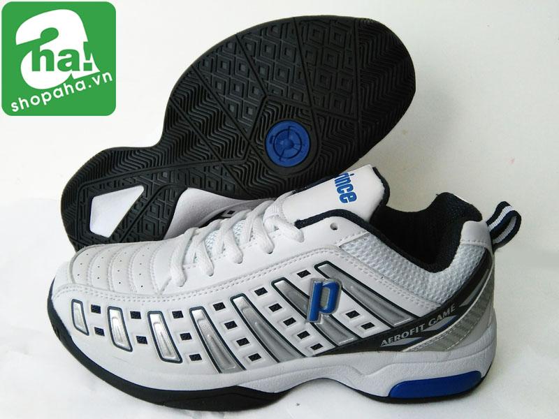 Giày Tennis Nam Màu Trắng TNB06