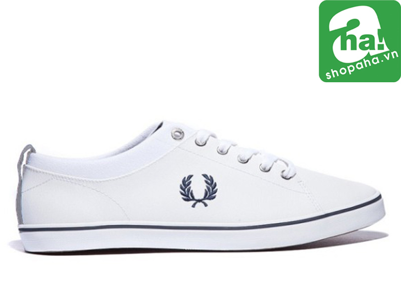 Giày Fred Perry Trắng LLL02
