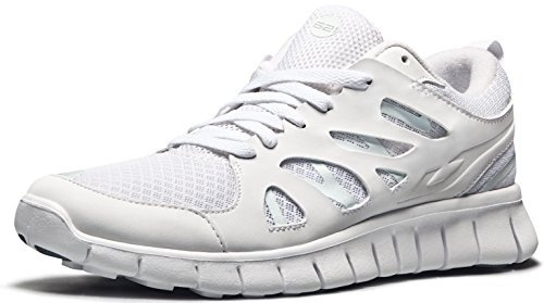 giày tesla trắng TLX013