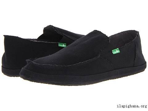 Giày Sneakers XỎ SANUK USA Big Size Đen 44,45,46,47,48