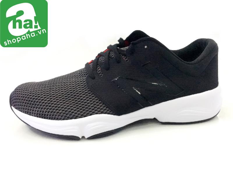 Giày Thể Thao Thời Trang Size Lớn New balance xám đen GBS03