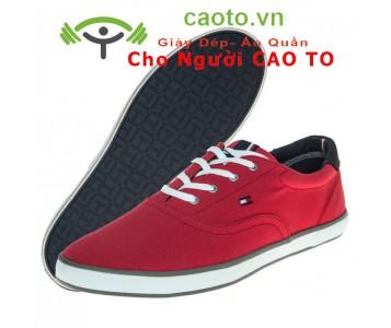 Giày Thời Trang Size 45 46 47 Tommy Đỏ