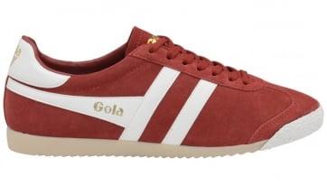 Giày Size lớn Gola Red White