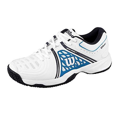 Giày Tennis Wilson Trắng-Xanh