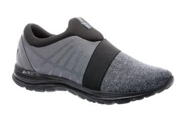 Giày Size Lớn ABEO Xuất Khẩu Mỹ Chính Hãng Xám Galaxy Phối Đen