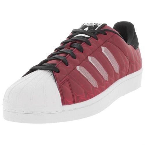 Giày Adidas Superstatr Sò Đỏ Đô