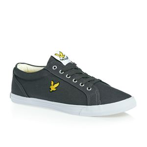 zapatos-lyle-scott-zapatos-lyle-scott-halket-canvas-pump-solid-grey