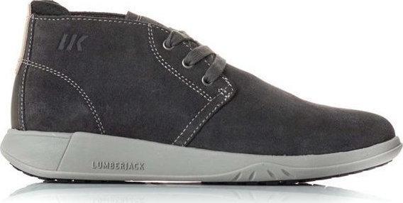 Giày Lumberjack Thời Trang Big Size Xám