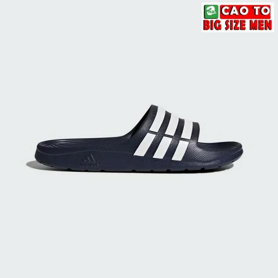 Dép đúc Adidas Duramo Slide Blue BigSize