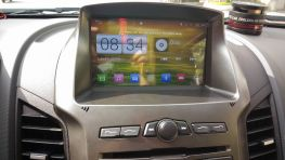 Màn DVD theo xe hàng Worca – S160 Androi