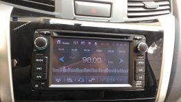 Màn DVD theo xe Nissan – Navara NP300