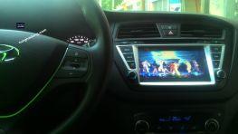 Màn DVD theo xe Hyundai –I20 Active