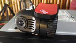 Camera hành trình tích hợp màn DVD T1