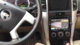 MÀN HÌNH DVD THEO XE Chevrolet Captiva