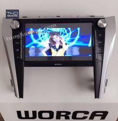 Màn DVD TOYATA Camry 2015 hàng Worca – S90