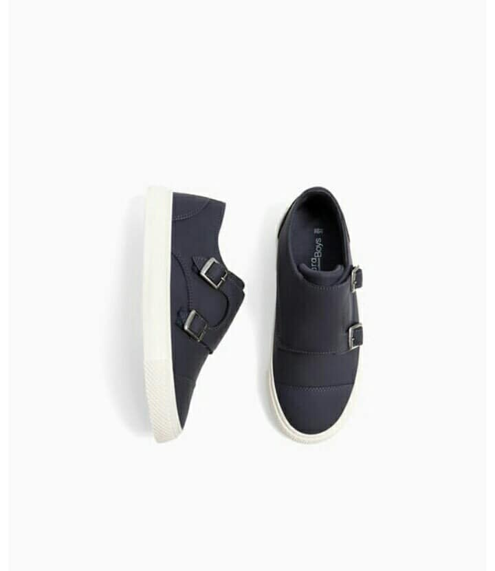 Sneaker Z.a.R.a Xtt 2 Khuy Cài