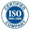 ĐẠT TIÊU CHUẨN ISO 9001:2008