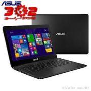 ASUS X454L-CORE I3-GEN 4-4GB-HDD 500GB