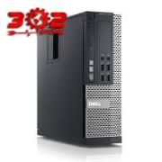 DELL PC OPTIPLEX 790-CORE I3-2120 RAM 4GB-HDD 320GB