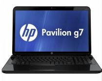 HP PAVILION G7 NOTEBOOK-AMD A6-4400M-RAM 4GB-HDD 750GB-CARD RỜI MAN HINH 17 INCH