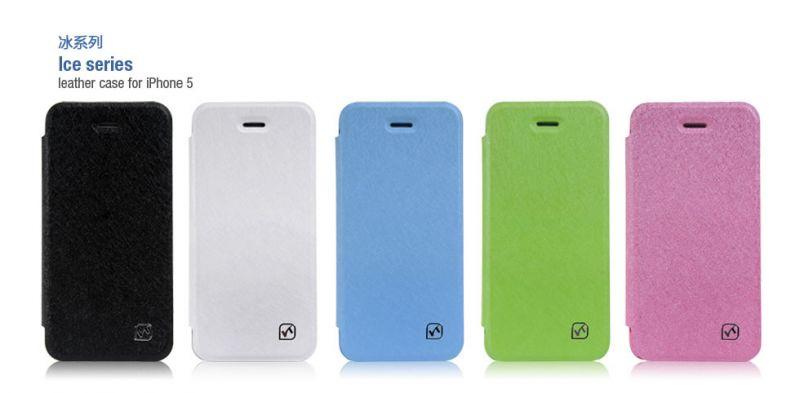 Bao da HOCO Ice Series iPhone 5/5S