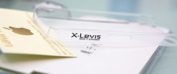 Ốp lưng iphone 4/4S X-Levis - Siêu mỏng cực đẹp