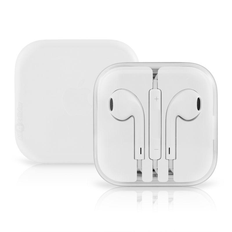 Tai Nghe Apple EarPods with Remote and Mic (Chính hãng Apple, zin theo máy)