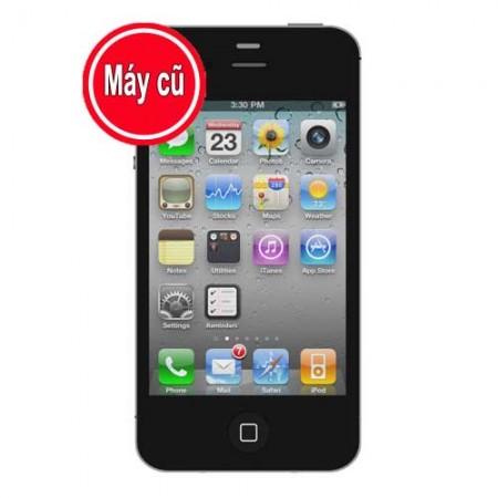 IPhone 4S 16Gb Quốc Tế Màu Đen (Máy Cũ Zin Nguyên Bản Đẹp)