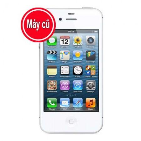 IPhone 4S 32Gb Quốc Tế Màu Trắng (Máy Cũ Zin Nguyên Bản Đẹp)