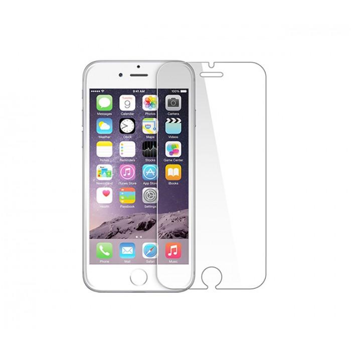 Dán màn hình trong hoặc mờ (nhám) iPhone 4/4S/5/5S Trong (Hiệu OK8)