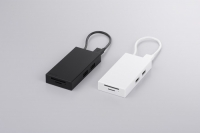 Buffalo Hub USB 3 port - Multireader
