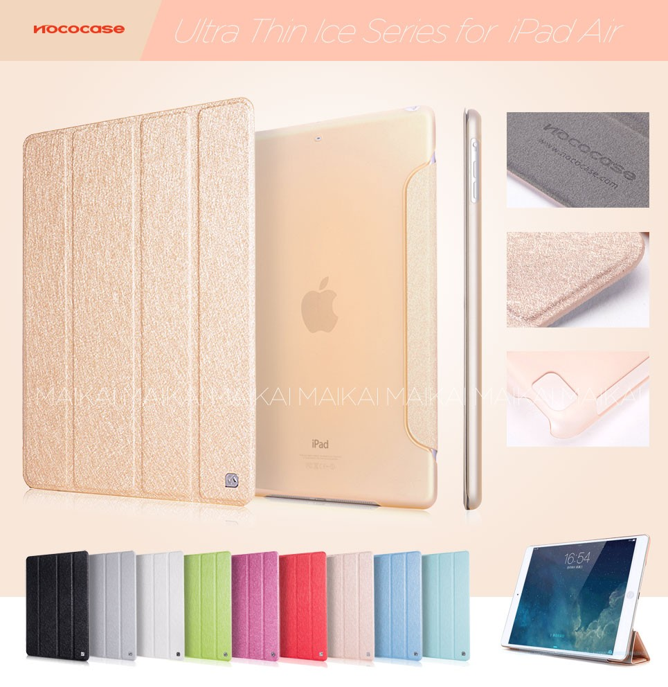 Bao da Hoco ICE Series iPad Air 2