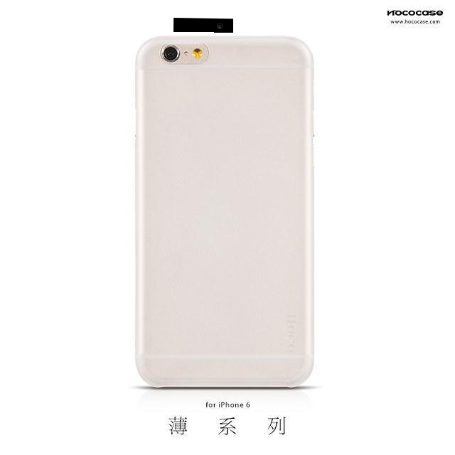 Case Nhám HOCO for iPhone 6 Plus (Trong suốt và Màu)