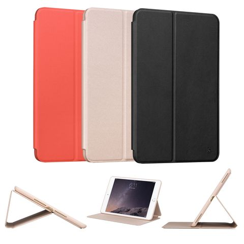 Bao da iPad Pro Hoco Juice series (lưng silicon nên rất êm,chống va đập tốt)
