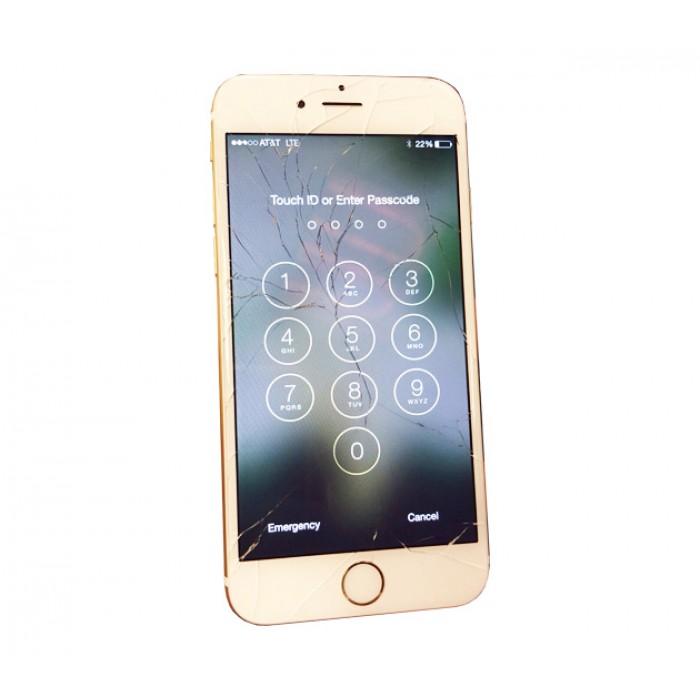 Thay Kính Iphone 6 bể
