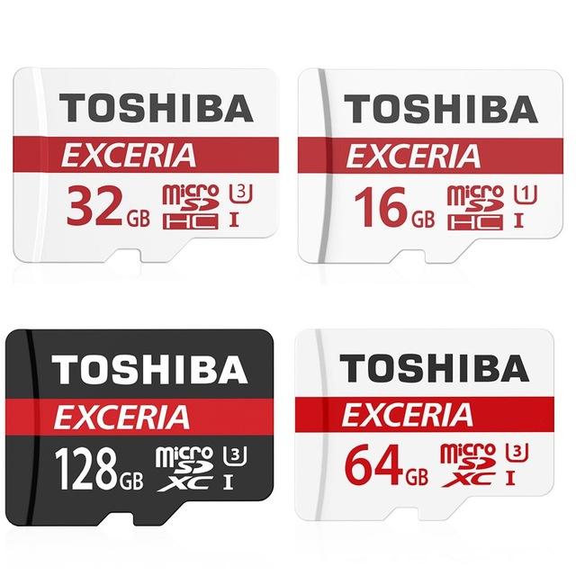 MicroSDHC 32GB Toshiba Class 10 Ultra 90MB/s